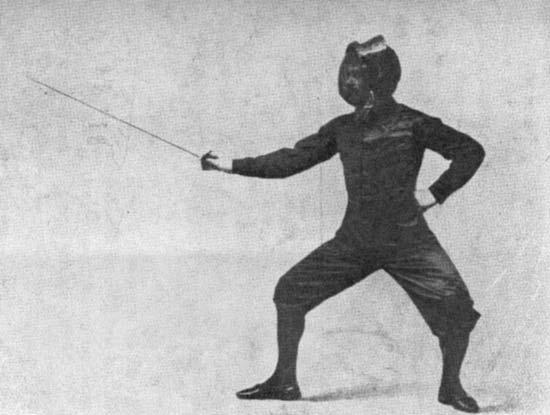 Мастер фехтования